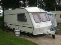 Award sunstar 4 berth caravan