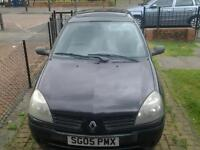 renault clio 05 plate SOLD