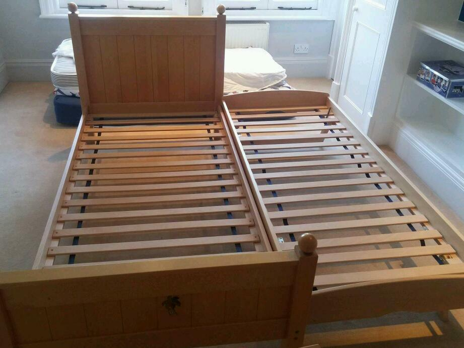 Single bed converts to double | in Isleworth, London | Gumtree