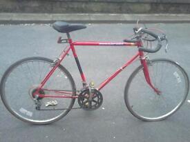 Gents vintage racing bike