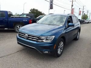 2018 Volkswagen Tiguan 2.0T S | Cloth | Apple CAR Play | Bluetoo