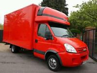 LUTON VAN WITH TAIL LIFT, 24/7 Removal Man, House removals, Office relocation, Bike Recovery London