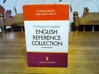 English Reference books