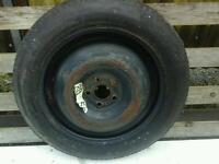 Rover 75 spare wheel