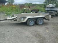 Indespenson plant trailer 8x5 no vat