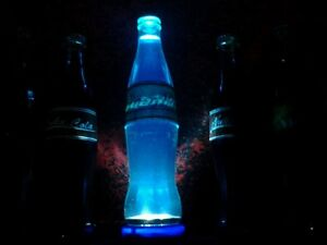 Fallout 3 New Vegas Nuka cola quantum bottle light lamp led