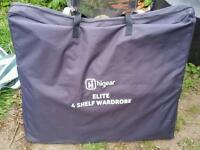 Hi Gear Elite 4 Wardrobe Camping