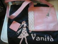 Real leather brand new over shoulder bag