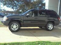 * breaking * 2002 jeep grand cherokee