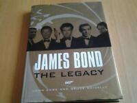 James Bond The Legacy First Edition.