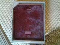 Brand new in box osprey leather ipad case