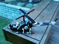 LEGO HELICOPTER.