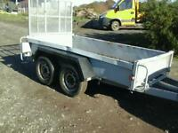 Indespenson plant trailer 8x4 no vat