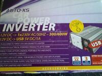 Car power inverter 12volts -230volts