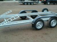 Car traporter trailer 13 ft no vat
