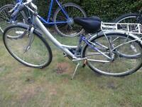 Lady's Raleigh pioneer road bike
