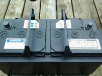 Genuine Volvo xc90 battery - very good condition - see AA report attached