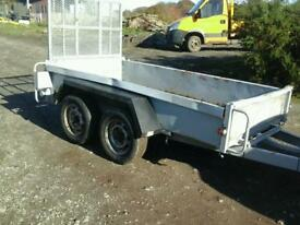 Indespenson plant trailer 8x4 no vat