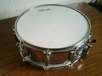 Stagg 14 inch snare drum
