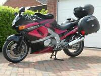 Kawasaki zzr 600 cc
