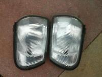Subaru side lights version 4 or facelift