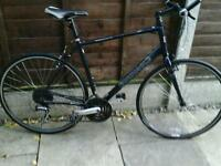 PINNACLE BOREALIS, 1,0 ROAD BIKE, HYBRID, 700 ALLOY WHEELS,