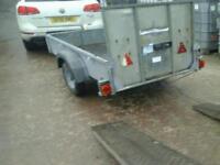 Ifor williams trailer p6e 7x4 no vat