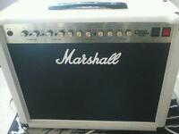 Marshall DSL40c limited Edition White