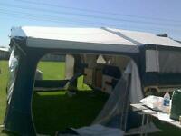 Pennine fiesta trailer tent