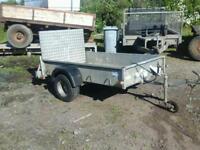 Ifor williams trailer p 6 e 7x4 no vat