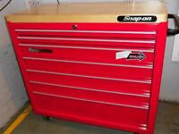 40inch snap on tool box
