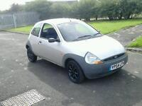 Swap or sale, car van dirtbike. 1.3 ford ka