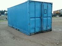 Shipping container 20x8 no vat