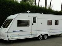 Ace Supreme 2005 fixed island bed