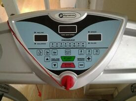 Dynamix treadmill in very good condition