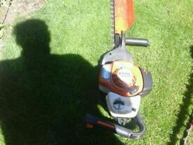 Stihl hedge cutter hs 87r no vat