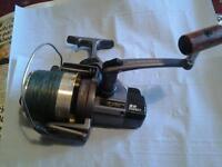 Fishing/pike/carp reel