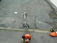 Stihl km50 combe chain saw atachment no vat