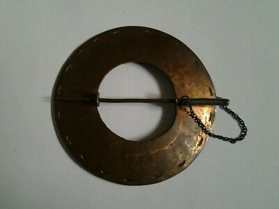 Decorative Oriental Japanese Style Copper Ornament - Unidentified
