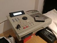 Akai MPC2000XL w/ SD drive, SD card reader, 8 stereo outs and more
