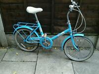 RETRO RALEIGH SOLITAIRE, ,,20, INS WHEELS, GOOD TYRES