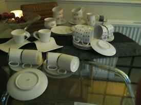 Selection of quality crockery