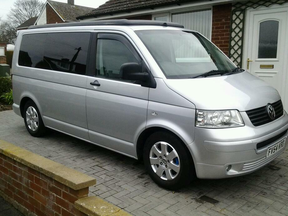 Vw T5 Campervans Motor Homes For Sale Gumtree Autos Post