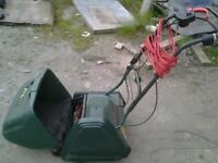 Atco cylinder electric mower