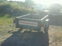 Indespenson quad trailer 6x4 no vat
