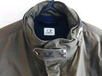 CP COMPANY RARE FIELD SHIMMER JACKET LARGE V.G.C 100% GENUINE BARGAIN.