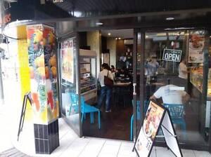 """Ashfield  Cafe & Takeaway, """"Best Corner"""" Position Roadshop !!! Sydney City Inner Sydney Preview"""