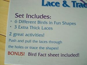 Beautiful Birds Lace & Trace - 2 Great Crafts in One Kitchener / Waterloo Kitchener Area image 3