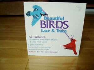 Beautiful Birds Lace & Trace - 2 Great Crafts in One Kitchener / Waterloo Kitchener Area image 2