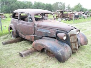 1937 Chevy Project Car